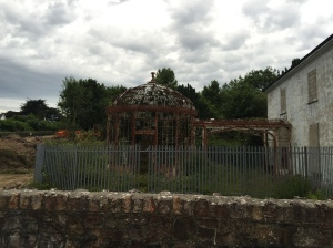 PLEASE can someone restore this beautiful structure?